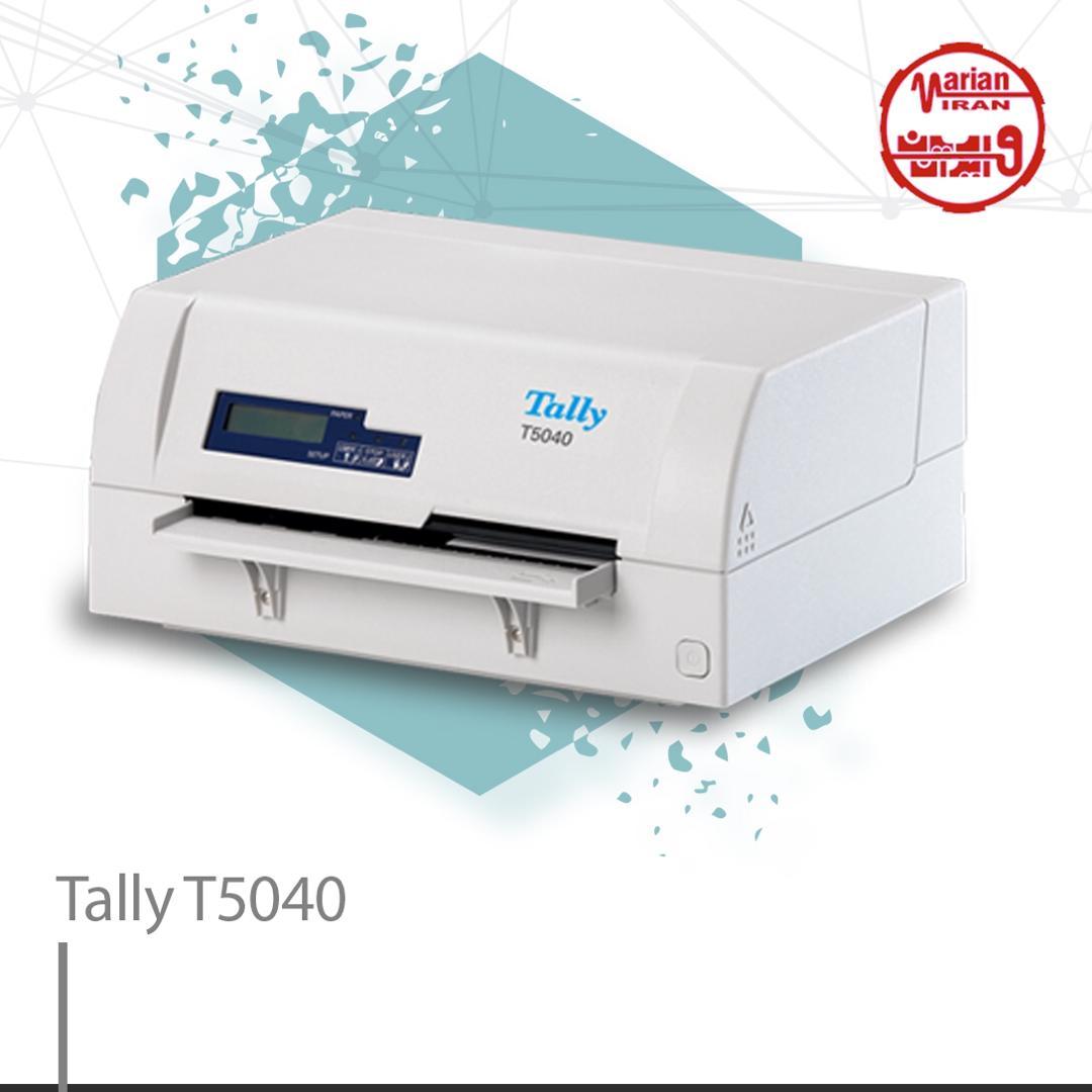 چاپگر چاپ چک تالی 5040