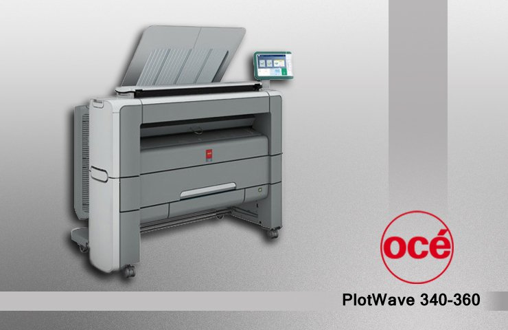 Océ Plotwave 340-360