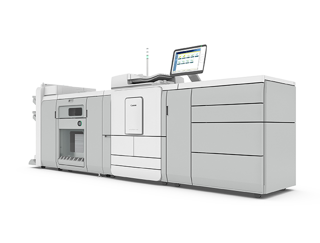 Canon Announces New varioPRINT 140 Series to Help Meet Needs of Monochrome Document Production Across Vertical Markets