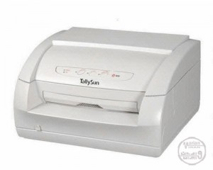 پرینتر چاپ چک و دفترچه تالیسان TallySun TS5050