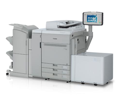دانلود درایور چاپ دیجیتال کانن imagePRESS C750-C850