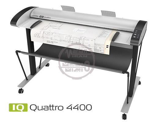 دانلود درایور اسکنر نقشه  Contex IQ Quattro 4400