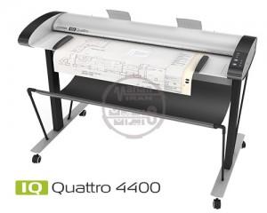 اسکنر نقشه کانتکس IQ Quattro 4400