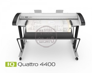 اسکنر نقشه  Contex IQ Quattro 4400