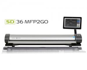 Contex SD36 MFP2GO